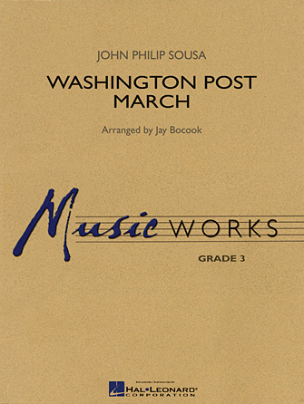 Product Cover for Washington Post March