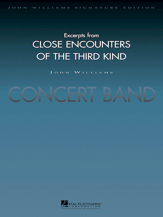 Product Cover for Excerpts from Close Encounters of the Third Kind