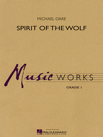 Product Cover for Spirit of the Wolf
