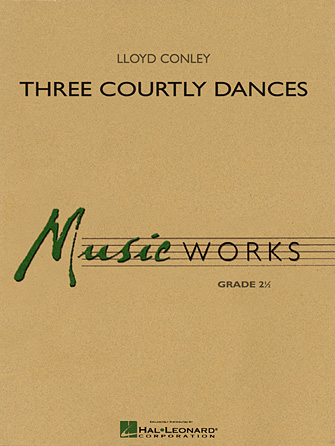 Product Cover for Three Courtly Dances