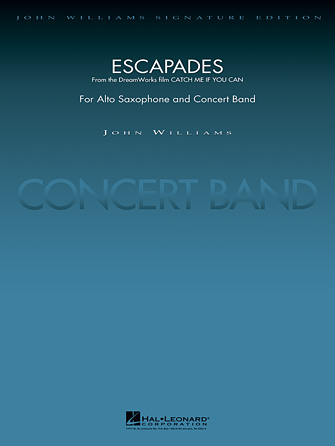 Product Cover for Escapades (from Catch Me If You Can)
