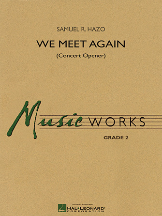 Product Cover for We Meet Again