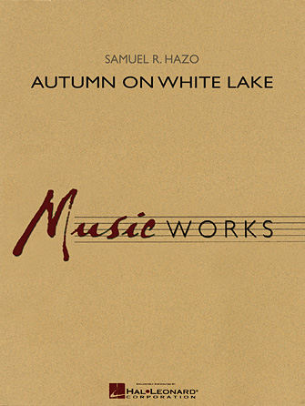 Product Cover for Autumn on White Lake