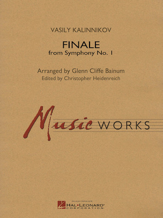 Product Cover for Finale from Symphony No. 1