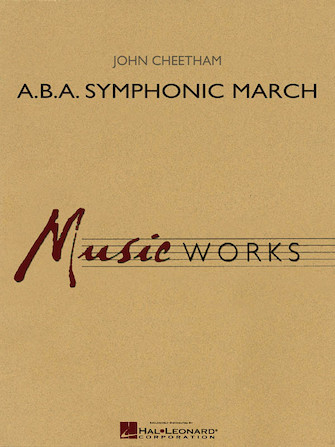Product Cover for A.B.A. Symphonic March