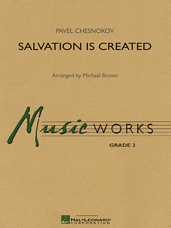 Product Cover for Salvation Is Created