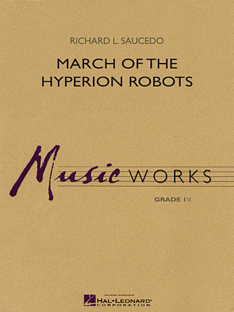 Product Cover for March of the Hyperion Robots