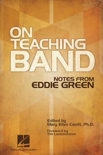 Product Cover for On Teaching Band: Notes from Eddie Green