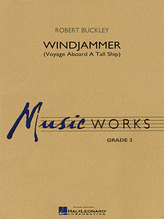 Product Cover for Windjammer (Voyage Aboard a Tall Ship)