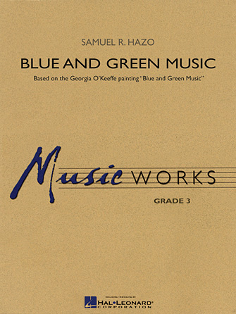 Product Cover for Blue and Green Music
