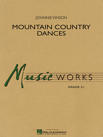 Product Cover for Mountain Country Dances