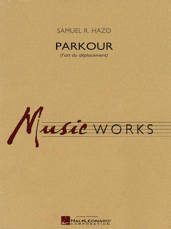 Product Cover for Parkour (l'art du déplacement)