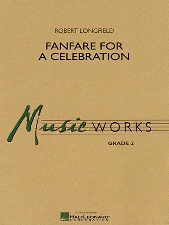 Product Cover for Fanfare for a Celebration