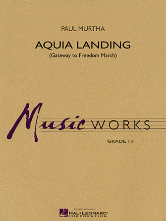 Product Cover for Aquia Landing (Gateway to Freedom March)