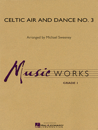 Product Cover for Celtic Air & Dance No. 3