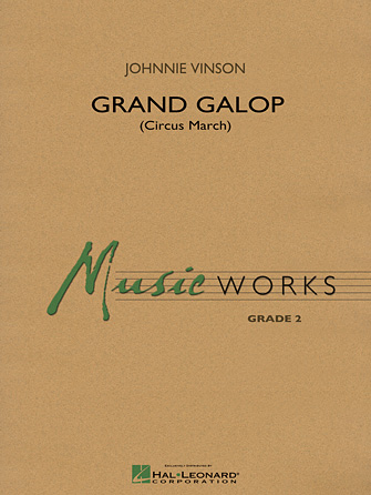 Product Cover for Grand Galop (Circus March)