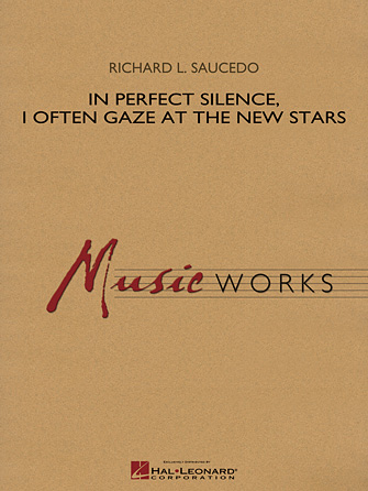 Product Cover for In Perfect Silence, I Often Gaze at the New Stars