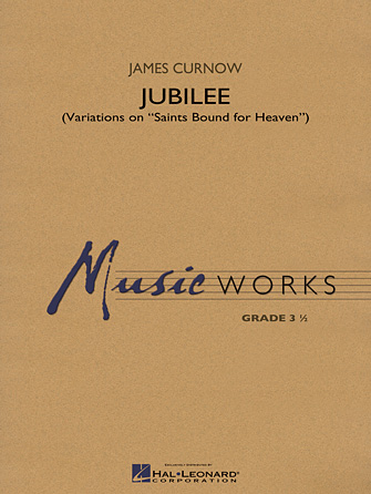 """Product Cover for Jubilee (Variations on """"Saints Bound for Heaven"""")"""