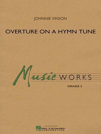 Product Cover for Overture on a Hymn Tune