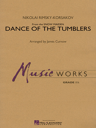 Product Cover for Dance of the Tumblers (from The Snow Maiden)