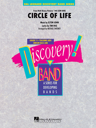 Product Cover for Circle of Life (from The Lion King)