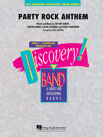 Product Cover for Party Rock Anthem