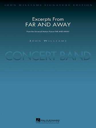 Product Cover for Excerpts from Far and Away