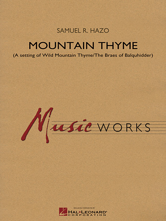 Product Cover for Mountain Thyme