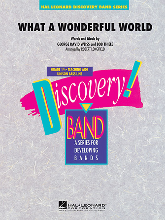 Product Cover for What a Wonderful World