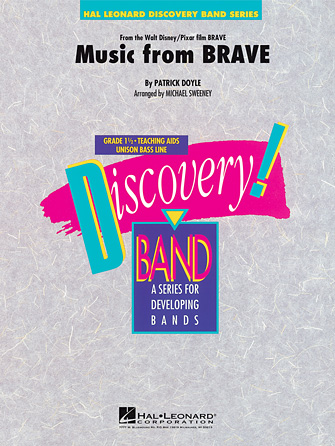 Product Cover for Music from Brave