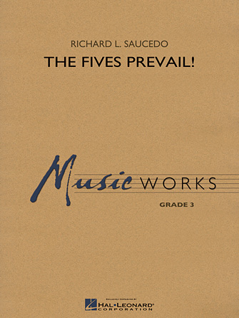 Product Cover for The Fives Prevail!