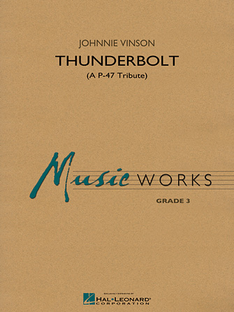 Product Cover for Thunderbolt (A P-47 Tribute)