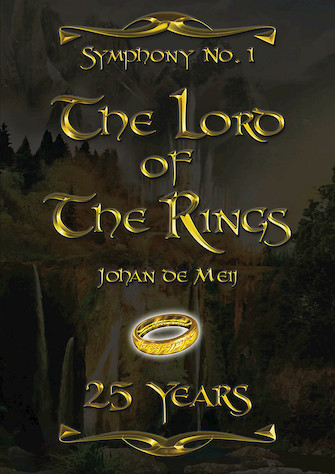 Product Cover for Symphony No. 1: Lord of the Rings 25 Years Anniversary Edition