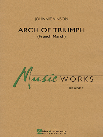 Product Cover for Arch of Triumph (French March)