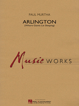 Product Cover for Arlington (Where Giants Lie Sleeping)