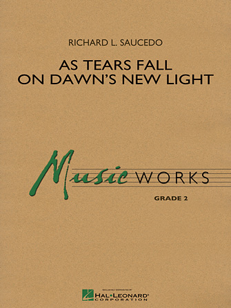 Product Cover for As Tears Fall on Dawn's New Light
