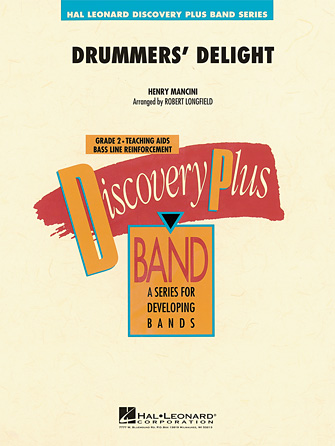 Product Cover for Drummers' Delight