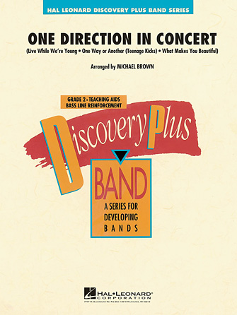 Product Cover for One Direction – In Concert