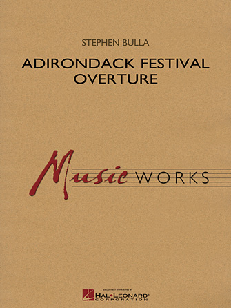 Product Cover for Adirondack Festival Overture