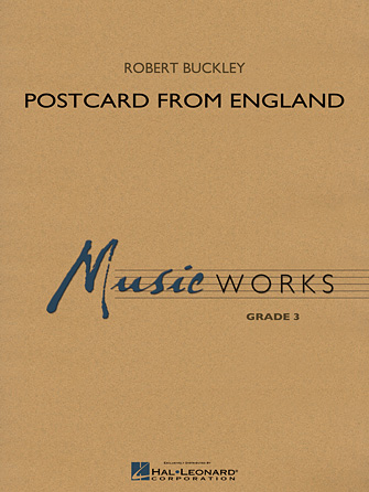 Product Cover for Postcard from England