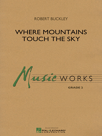 Product Cover for Where Mountains Touch the Sky
