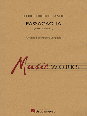 Product Cover for Passacaglia (from Suite No. 7)