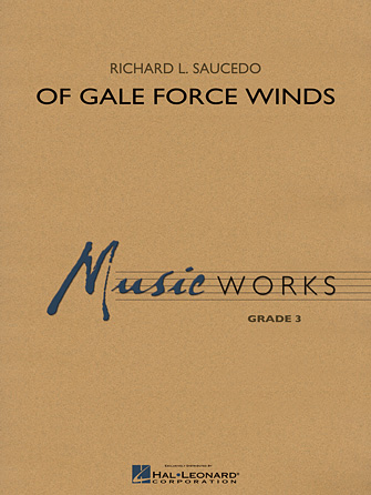Product Cover for Of Gale Force Winds