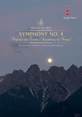 Product Cover for Symphony No. 4 (Sinfonie Der Lieder)