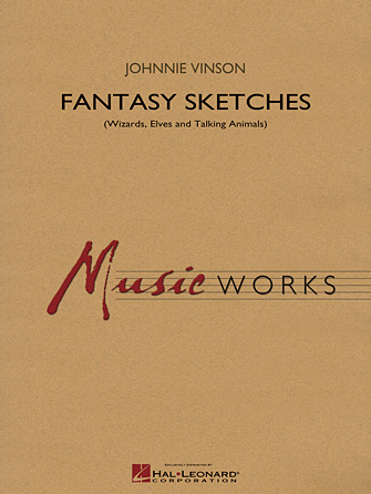 Product Cover for Fantasy Sketches