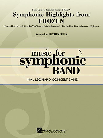 """Product Cover for Symphonic Highlights from """"Frozen"""""""