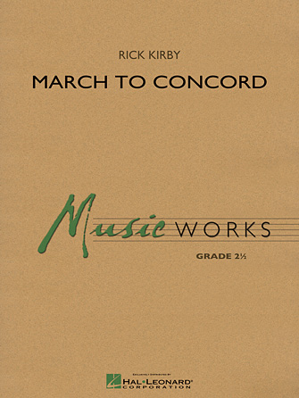 Product Cover for March to Concord