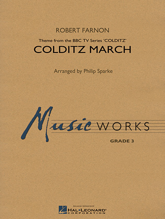 Product Cover for Colditz March