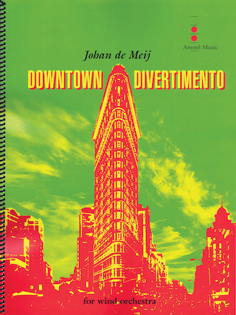 Product Cover for Downtown Divertimento