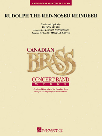 Product Cover for Rudolph the Red-Nosed Reindeer (Canadian Brass)